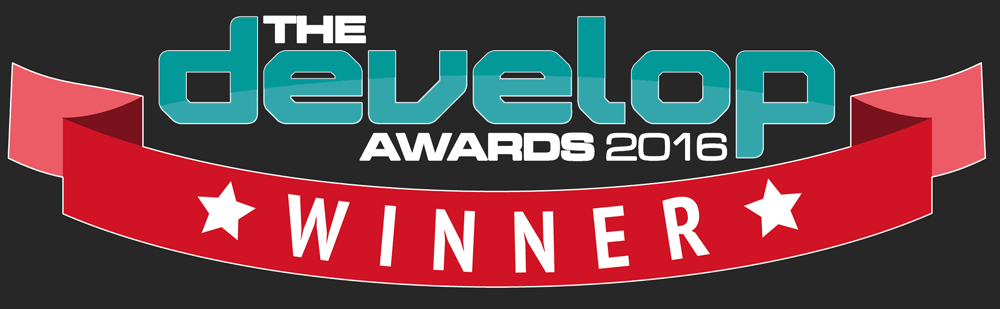 Develop Awards 2016 Winner logo