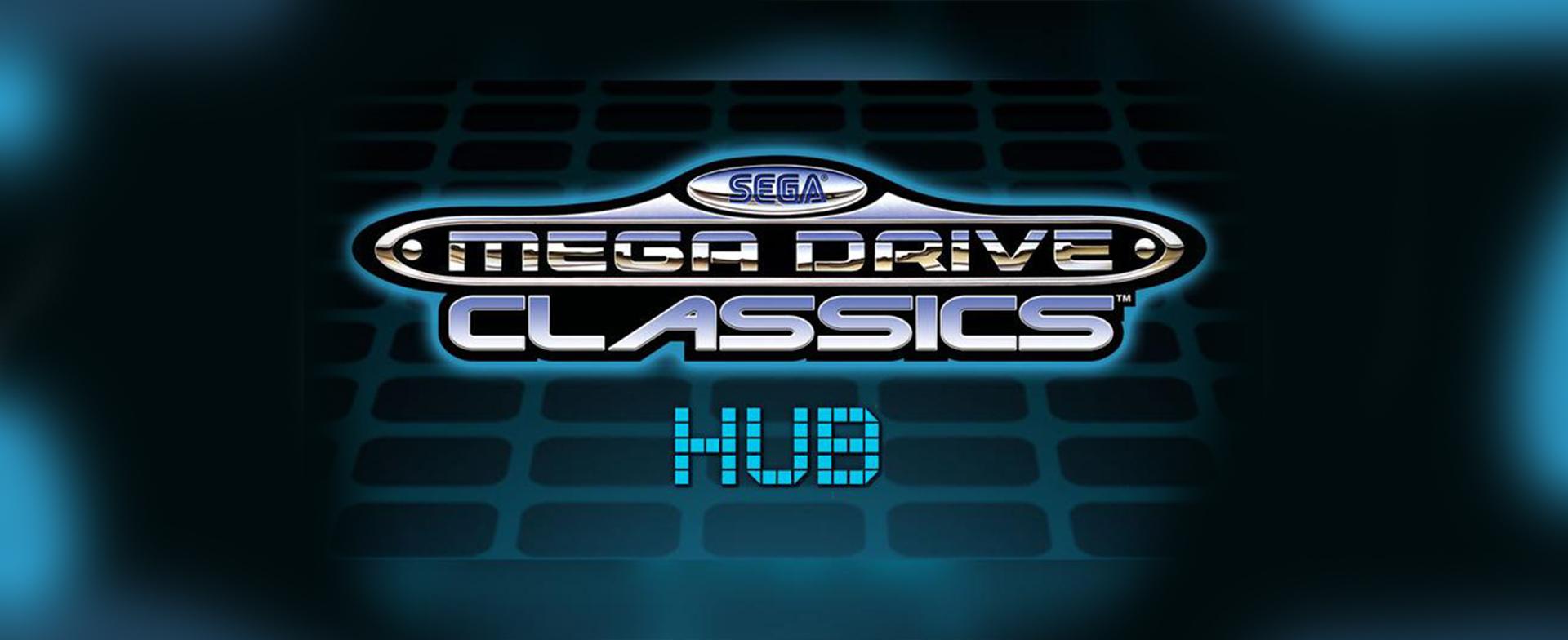 SEGA MEGA DRIVE CLASSICS HUB | d3t