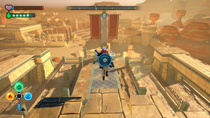 a knights quest screenshot